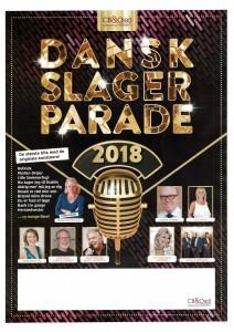Plakat Schlagerparade 2018-2